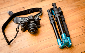 travel photography: backpack essentials
